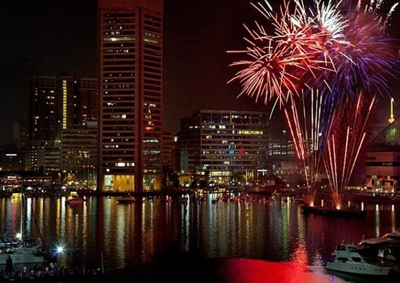 4th of July Baltimore: Fireworks Live Streaming Tips, Things to Do, and Attractions