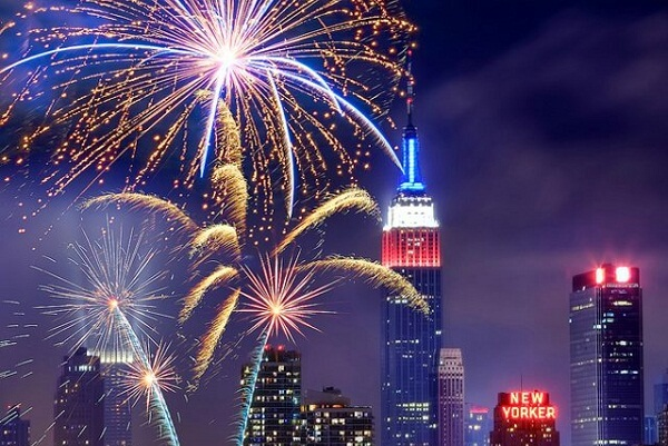4th of July NYC