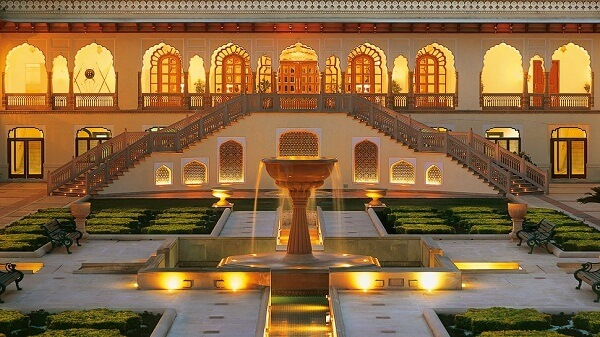 Rambagh Palace Jaipur Dinner Cost, Price Per Night, Room Cost, Booking Reservations and More