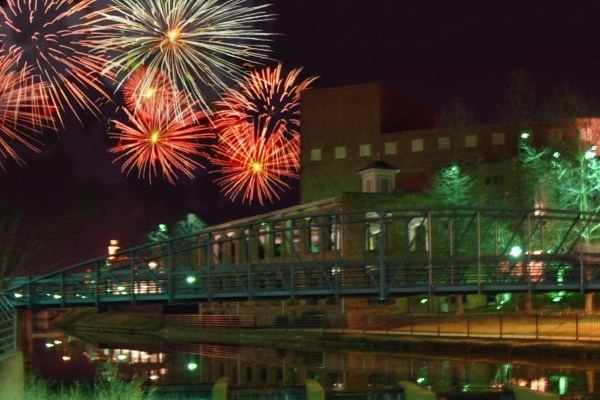 4th of July Greenville SC