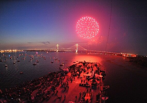 4th of July Charleston SC: Fireworks Live Stream Tips, Events, Celebration and Parties,