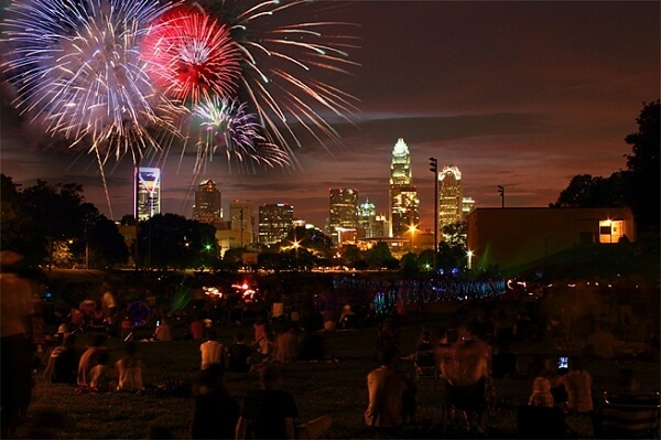 4th of July Charlotte