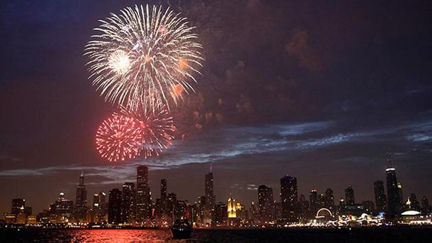 4th of July Chicago