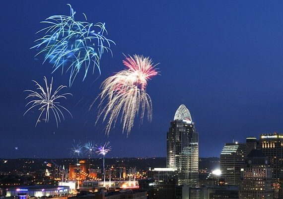 4th of July Cincinnati: Fireworks Live Stream Tips, Parade, Events and Celebrations