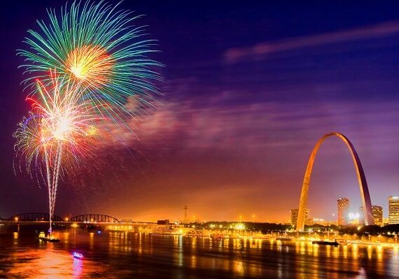 4th of July St. Louis MS: Fireworks Live Stream Tips, Events, Celebrations and Parties
