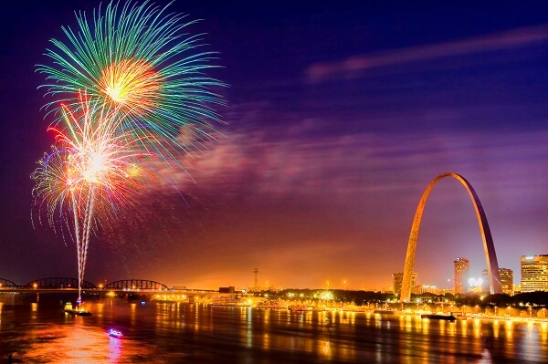 4th of July St. Louis MS