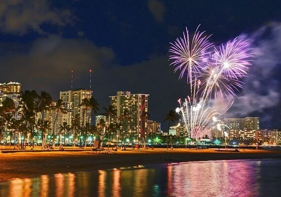 4th of July Honolulu: Fireworks Live Stream Tips, Parade and Events