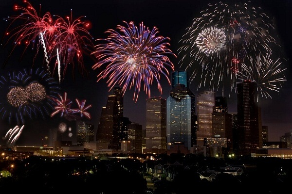 4th of July Houston