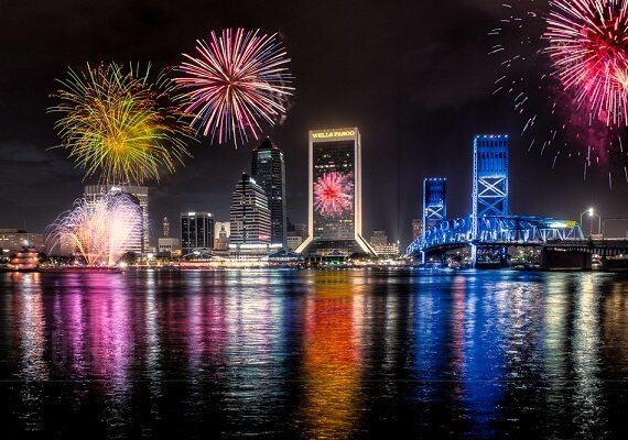 4th of July Jacksonville FL: Fireworks Live Stream Tips, Parade and Events