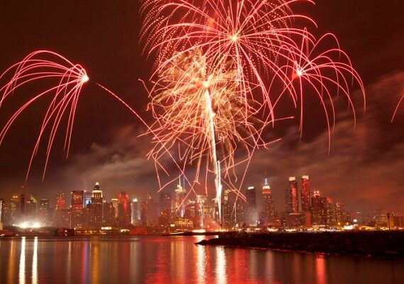 4th of July Jersey City: Fireworks Live Stream Tips, Parade and Events