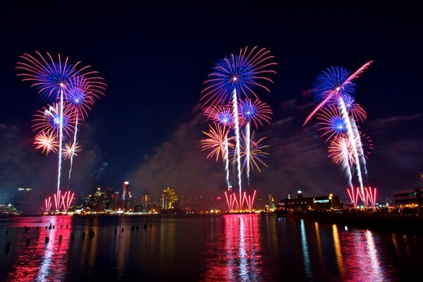 4th of July Jersey City