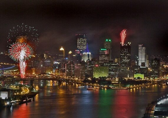 4th of July Pittsburgh: Fireworks Live Stream Tips, Events, and Activities