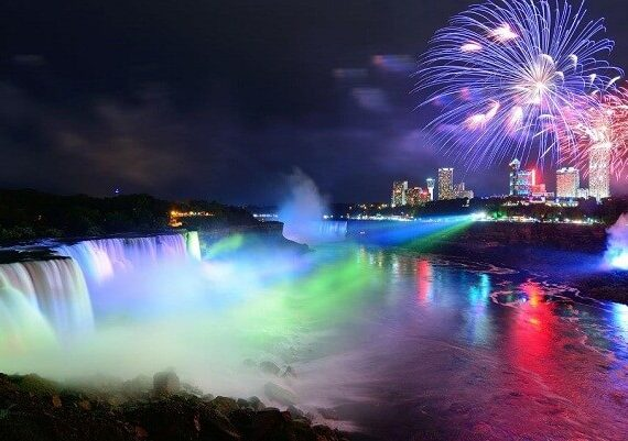 4th of July Niagara Falls: Fireworks Live Stream Tips, Events, and Celebrations