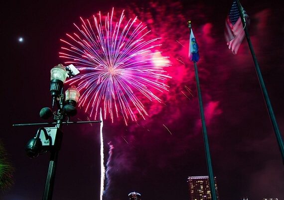 4th of July Orlando: Fireworks Live Stream Tips, Events, and Celebrations