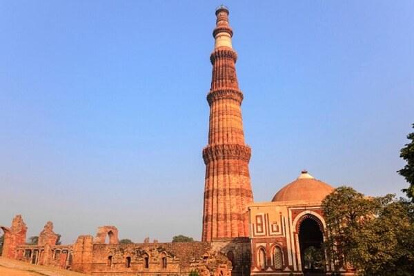 Qutb Minar, New Delhi