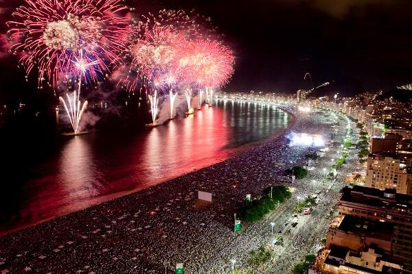 Copacabana New Years Eve