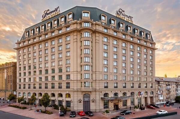 Fairmont Grand Hotel Kiev
