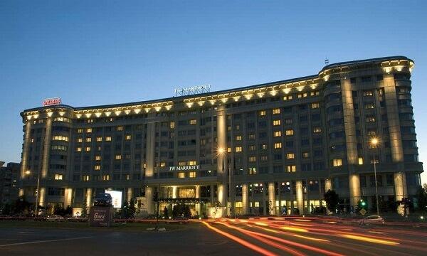New Era Hotel in Bucharest (Romania) Booking - WebSite