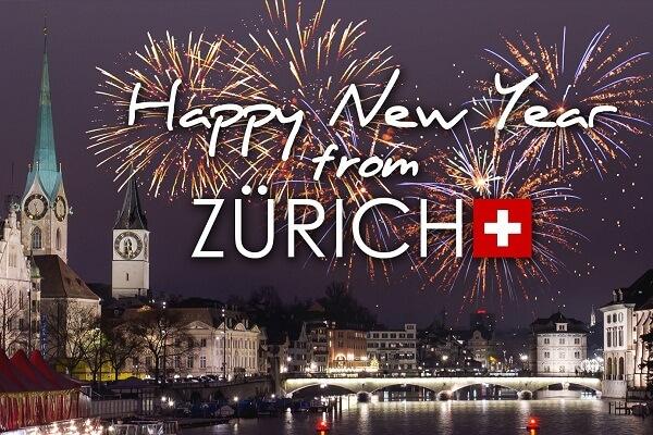 Zurich New Years Eve