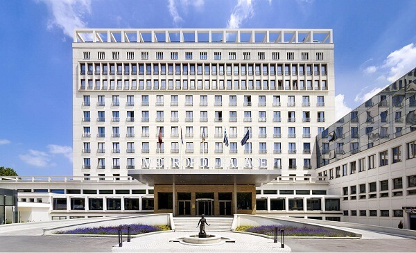 Metropol Palace Hotel Belgrade