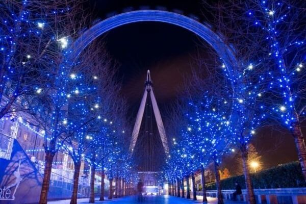 Christmas Decoration in London