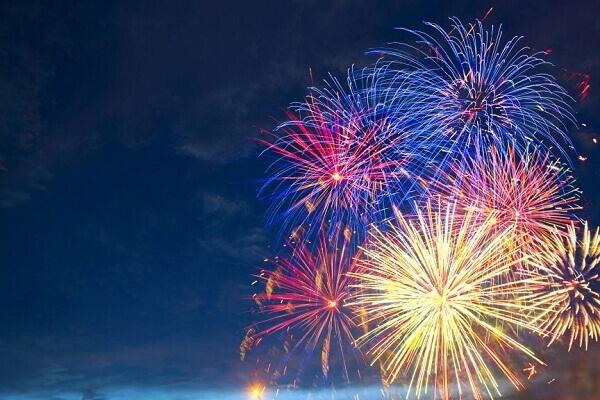 Cozumel New Years Eve Fireworks