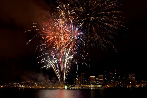 Honolulu New Years Eve Fireworks