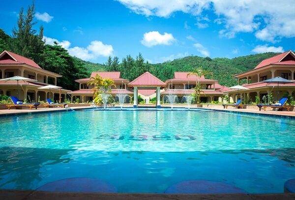 Oasis Hotel Restaurant & Spa, Grand Anse Beach