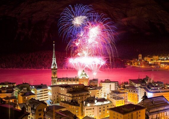 St Moritz New Years Eve 2019 Hotel Deals, Best Places to Celebrate, Best Party Places and More