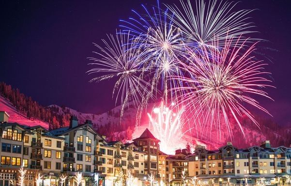 St Moritz New Years Eve
