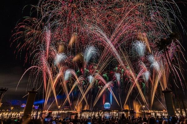Walt Disney World New Years Celebrations