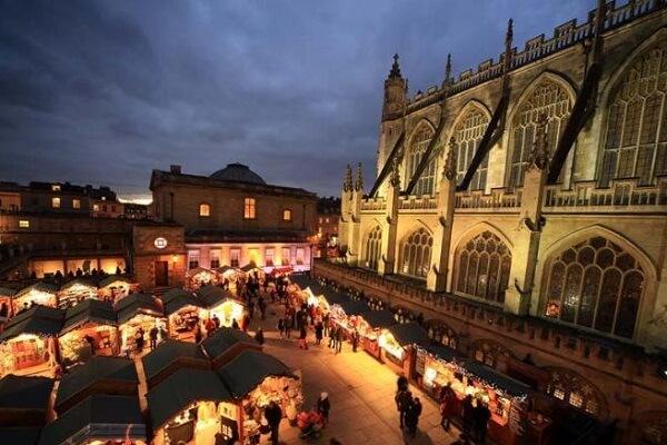Bath Christmas Market