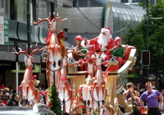 Christmas 2018 Wellington: How to Spend, Events, Things to Do, Parade, and More