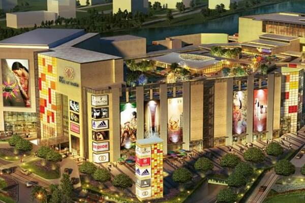 DLF Mall of India, Noida
