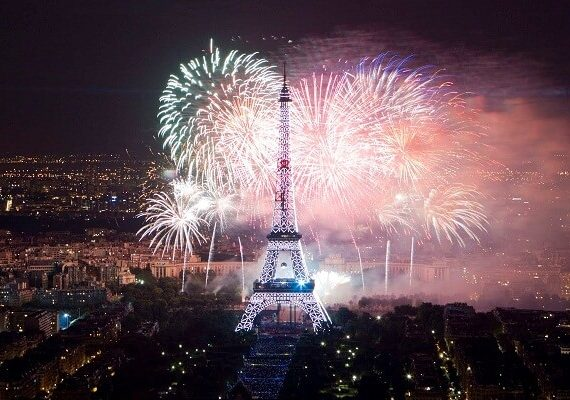 6 Best Hotels Near Eiffel Tower For New Years Eve 2019 Celebrations