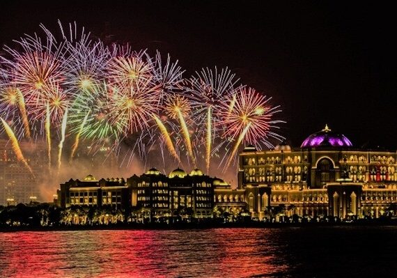 Ultra Luxury Hotels in the World for Amazing New Years Eve Fireworks 2020 Experience