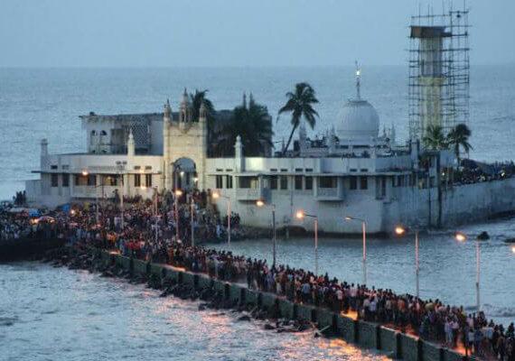 How to Reach Haji Ali Dargah Mumbai By Car, Bus, Train [Tour Guide]