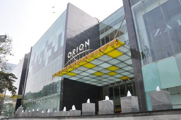 Orion Mall, Bangalore