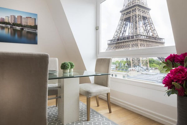 Residence Charles Floquet Paris