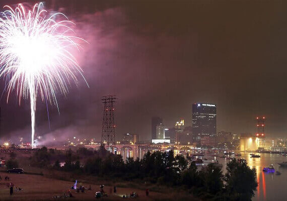6 Best New Year's Eve Getaways in Ohio for Parties and Celebrations