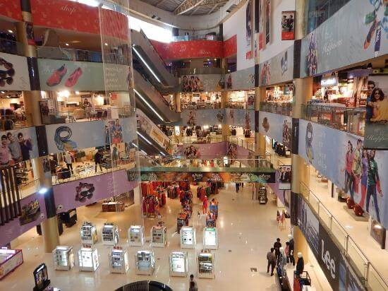 Central Mall, Surat