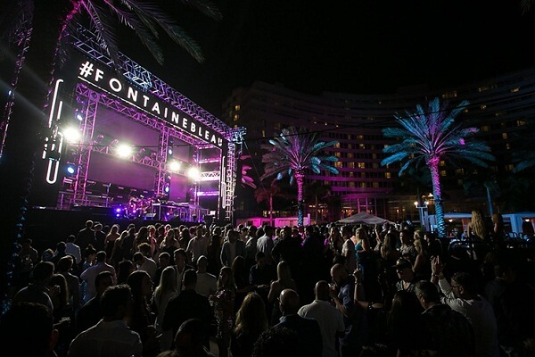 Miami New Year's Eve Party