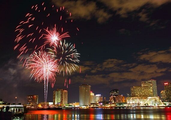 10 Fun and Best Southern Cities for New Year's Eve 2020 [Best Destinations]
