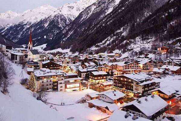 Sölden, Austria