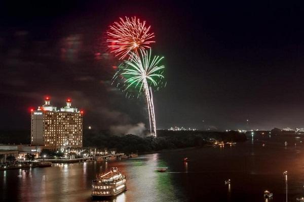 New Years Eve Savannah Ga