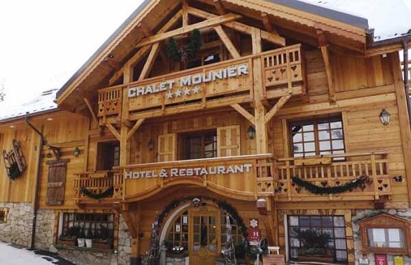 Hotel Restaurant Chalet Mounier