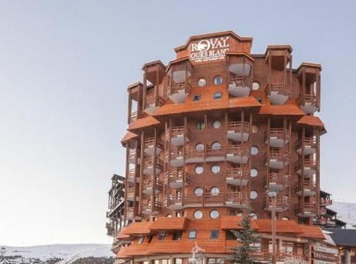 Royal Ours Blanc Hôtel & Spa