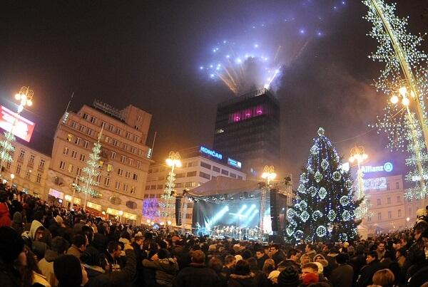 Zagreb New Years Celebrations