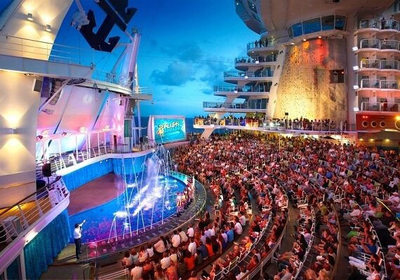 Titanic vs Symphony of the Seas: Cruise Ship Comparison, Size, Deck Plans, Ticket Prices and More