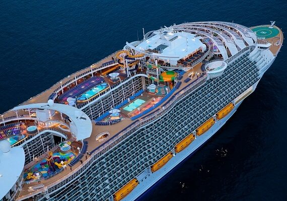 Symphony of the Seas Cruise Ship Length, Deck Plan, Prices, Photographs, Reviews, Cruise Ship Cost, and More
